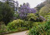 Кинта да Регалейра, парк