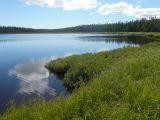 Озеро Таёжное
