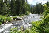 Долина реки Большой Чивыркуй