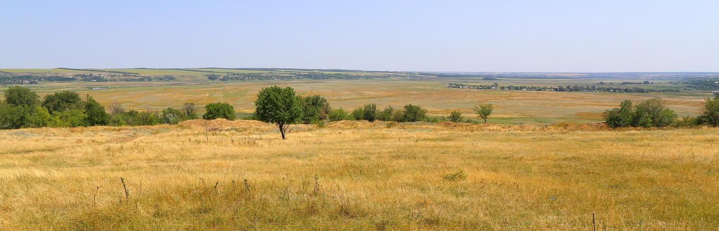 Ландшафты Неклиновского района