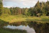 Окрестности деревни Чёлохово