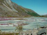 Морена Аккемского ледника