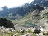 Ущелье реки Азгек, западны исток